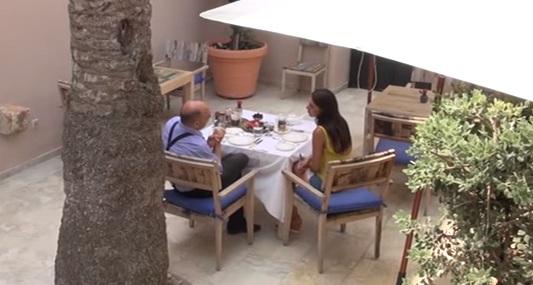 Interview at La Maison