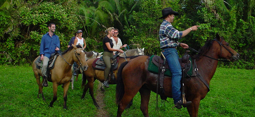 Belize-Horse-Riding